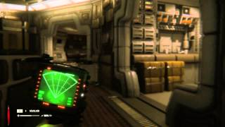 Alien: Isolation PC Gameplay *HD* 1080P Max Settings