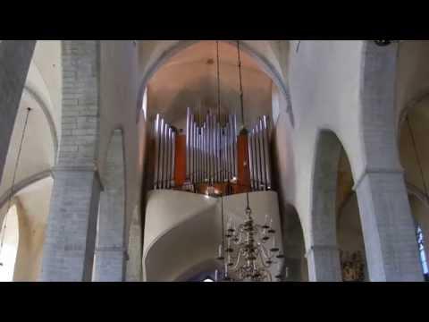 Tallinn, Estonia, St.Nicholas' Church, Ave Maria Song