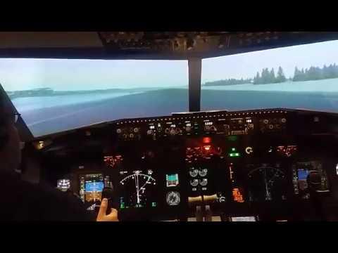 Flygsimulator Stockholm
