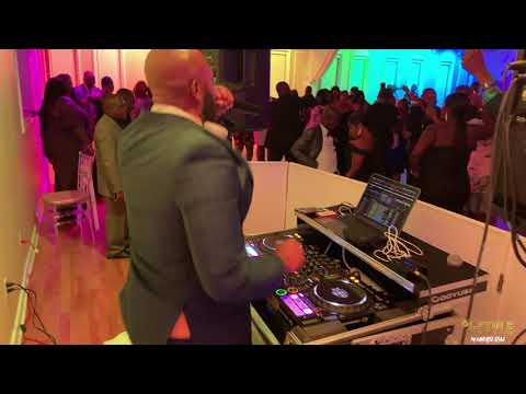 DJ J-STYLE GIG LOG # 4: LITT HAITIAN WEDDING BOYNTON BEACH, FL