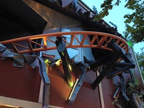 Bakken Amusement Park Vlog July 2015