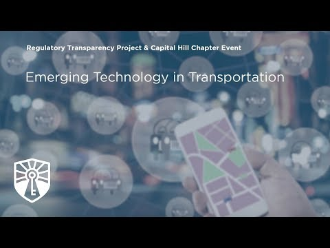 Emerging Technology in Transportation