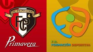 【ハイライト】F.D.TALAVERA×REAL VALLADOLID C.F.  「ESTRELLA de MÓSTOLES 2016 第2試合」