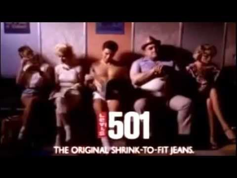 Nick Kamen - Levi's 501 (comm.1984)