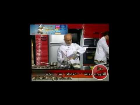 أسهل طريقة لعمل بلح الشام فيديو الشيف أحمد القاضى balah al sham