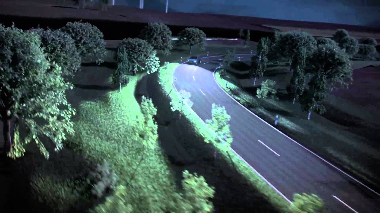 volkswagen golf 7 phares x non auto adaptatif youtube. Black Bedroom Furniture Sets. Home Design Ideas