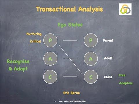 Berne's Transactional Analysis