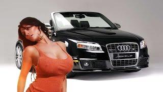900 Тюнинг Audi A4 B7 Cabrio Hofele