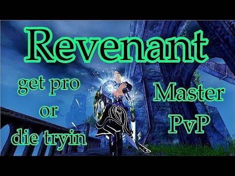 Guild Wars 2 - Revenant PvP #HowHigh