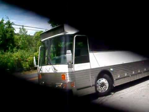 New Jersey Transit Eagle Bus (AE-20) Jersey Cruiser in 2011 #5604