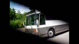 New Jersey Transit Eagle Bus (AE-20) Jersey Cruiser in 2011