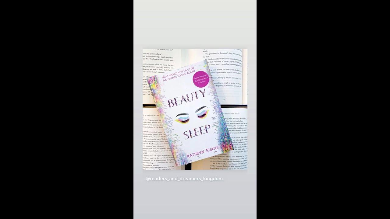Kathryn Evans reads Beauty Sleep