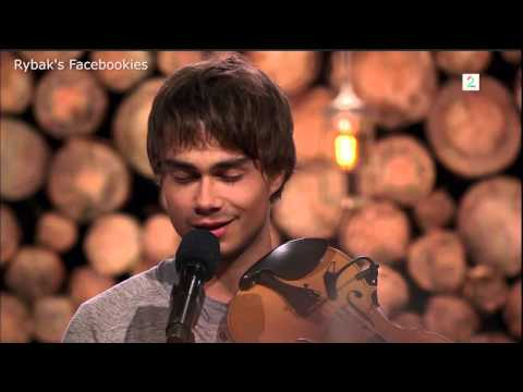"Alexander Rybak - ""Lucky One"" on Hver gang vi møtes 01.03.2014 (Subs)"
