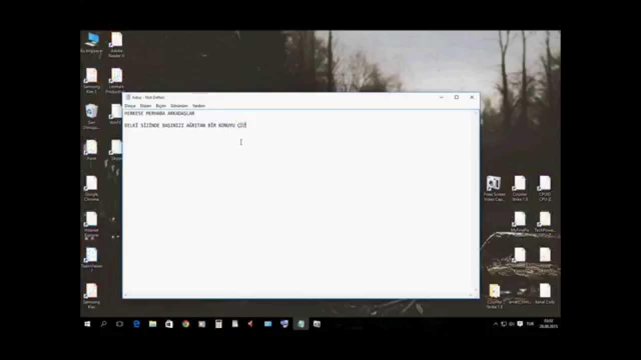 Windows 10 Mağaza Hatası