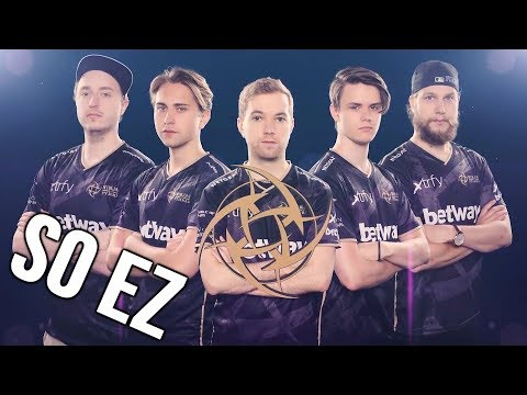 How NiP Really Plays CS:GO