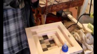 Sterling's Wood Crafts Pallet upcycle challenge 2014