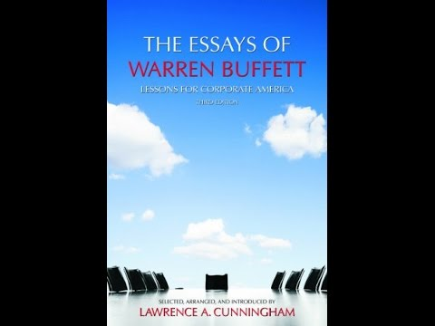 Warren buffet essays