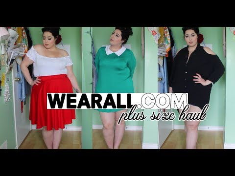 Wear All Plus Size Try on Haul