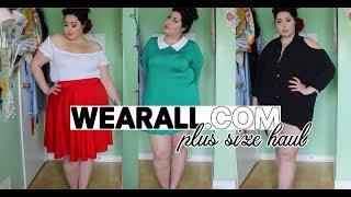 Wear All Plus Size Try on Haul
