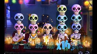 Jeu en ligne bizarre Esqueleto Explosivo Multiplicateur 🌟🌟🌟
