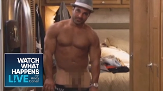 Repeat youtube video If Ice-T Was Coco Austin's Real Housewife Husband - WWHL