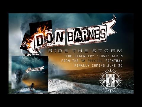 Don Barnes - Ride The Storm (Album 'Ride The Storm' Out June 30)