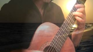 La Isla Bonita (Madonna) Arranged for Classical Guitar By: Boghrat