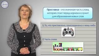 Уроки Русского  Приставка