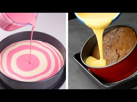 8 Colorful Cakes That Will Brighten Everyone's Day