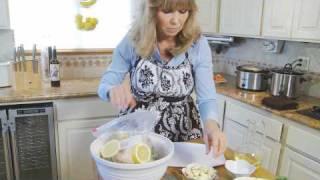 Ep: 111 Chicken In Lemon Rosemary Marinade