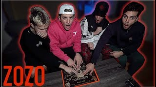 (ZoZo) Scariest Ouija Board Session ever in our New House! (It's Haunted)