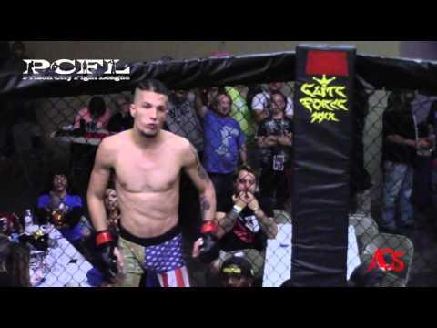 """""""Prison"""" City Fight League TAYLER BORN VS PAUL MANNING #140"""