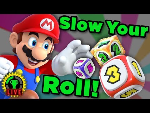 Just Around the Riverbend! | Super Mario Party