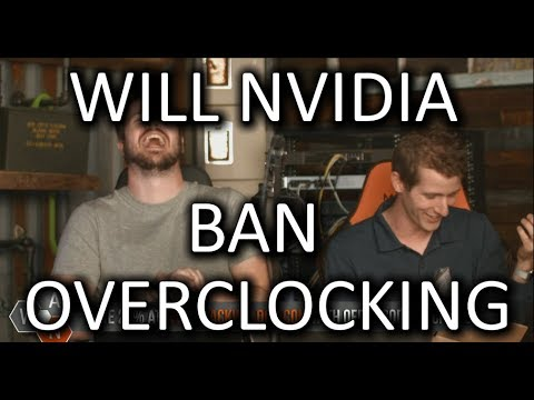 Nvidia might BAN OVERCLOCKING on new 1070Ti - WAN Show October 13, 2017