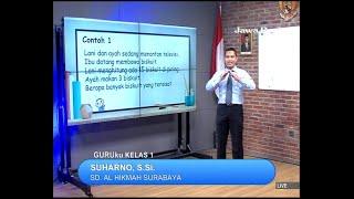 Download GURUku JAWA POS TV Kelas 1 Tema : MATEMATIKA - Tanggal 26 Oktober 2021