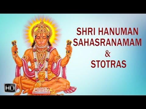 Shri Hanuman Sahasranamam and Stotras in Sanskrit - Hanuman Mantras for Success