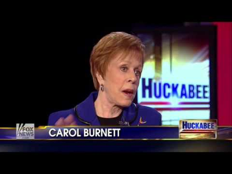 Carol Burnett pays tribute to her daughter