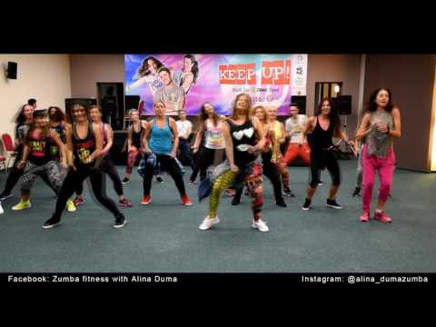 Staff Paulo feat Gaia Beat & Dj Ricardo Orange - SAPELEME- by ALINA DUMA(Zumba Ⓡ Fitness Choreo)