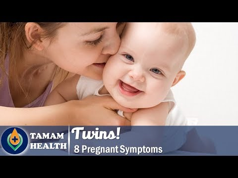 Early Signs of Twin Pregnancy First 2 Weeks | Top 7 Symptoms of Twin