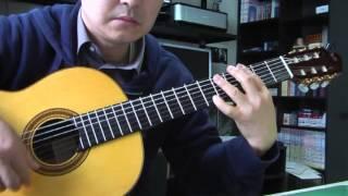 山本リンダさんの「どうにもとまらない」をソロギターに編曲する実験中...