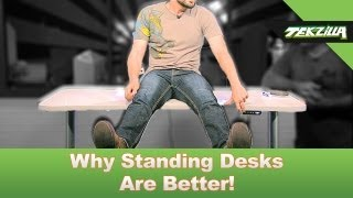 Is Your Chair Killing You? Why You Might Need A Standing Desk