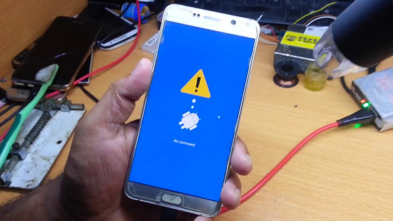 Samsung SM-N920C U5 FRP Reset Done By Z3X 100%