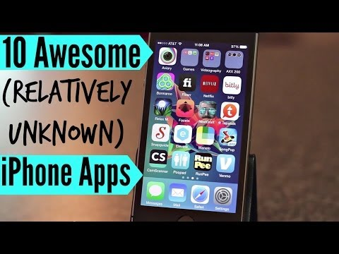 10 Awesome iPhone Apps You Probably Don't Know About