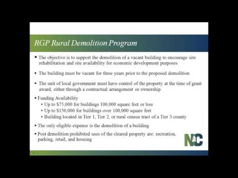 How to Access Public Funds — Webinar, May 9, 2016