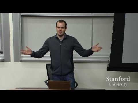Stanford Seminar: Matt Kraning, Qadium