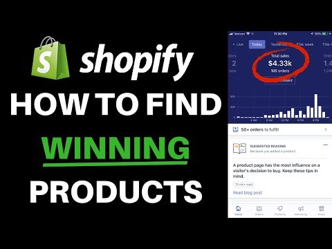 The BEST Product Research Guide For 2019 | How To Find Hot Dropshipping Products thumbnail