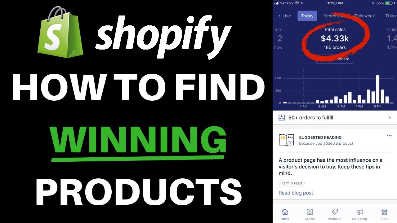 BEST Shopify Product Research Guide For 2019   How To Find Hot Dropshipping  Products