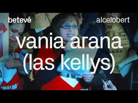 ALCELOBERT - Vania Arana (Las Kellys) - betevé