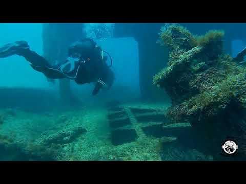 HMS Maori Wreck - Valletta (Malta)