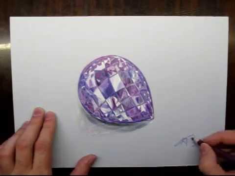 Как нарисовать открытку на бумаге